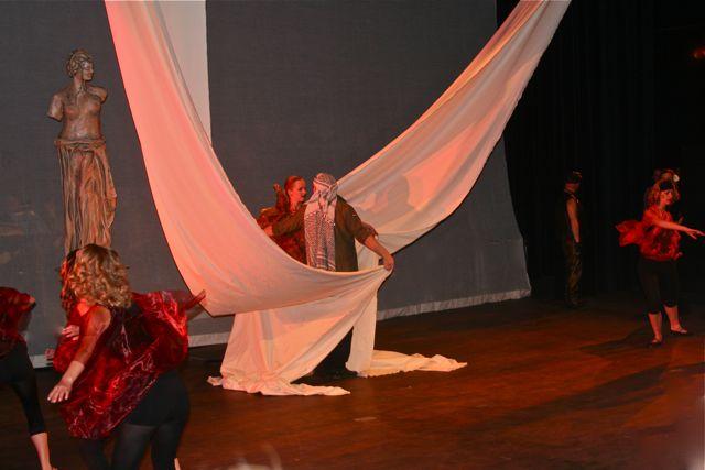 Dido en Aeneas
